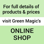 Click here for Green Magic'c Online Shop